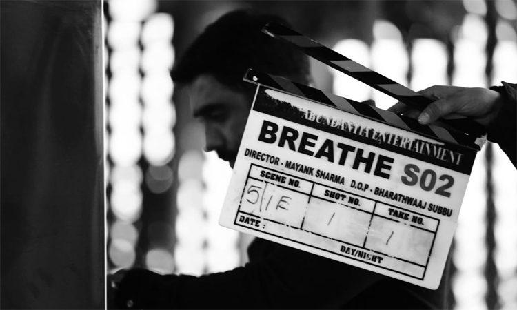 Breathe 2 Wraps Up Its Shoot