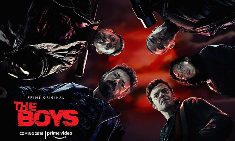 The Boys Amazon Review, The Boys TV Show Review Ratings