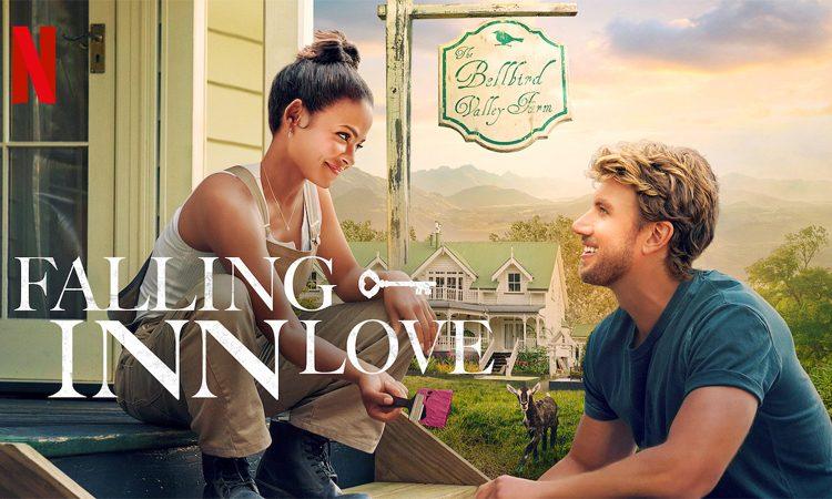 Falling Inn Love Review