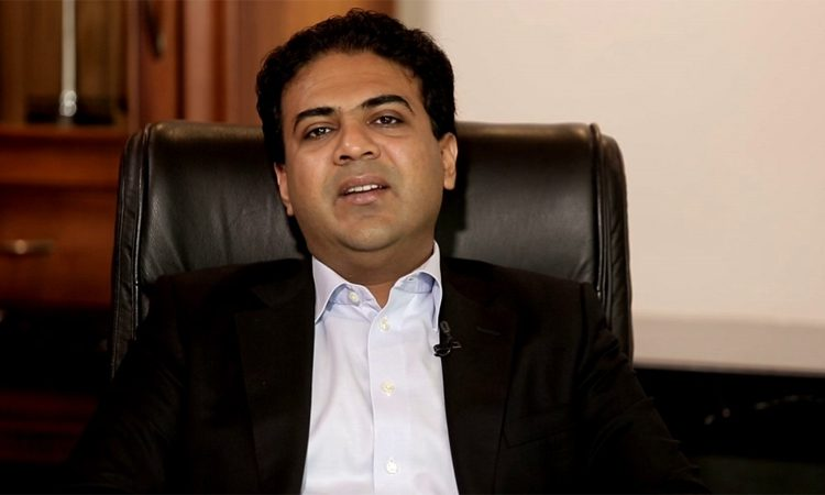 Different Visual Media Can Co-Exist, Insists INOX Group Head Siddharth Jain