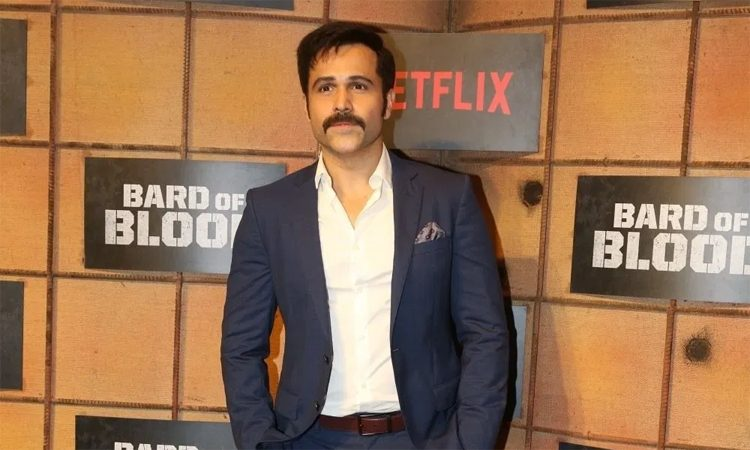 Emraan Hashmi Reflects on His Role in Bard of Blood