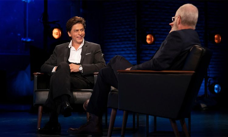 Shah Rukh Khan - My Next Guest Needs No Introduction with David Letterma