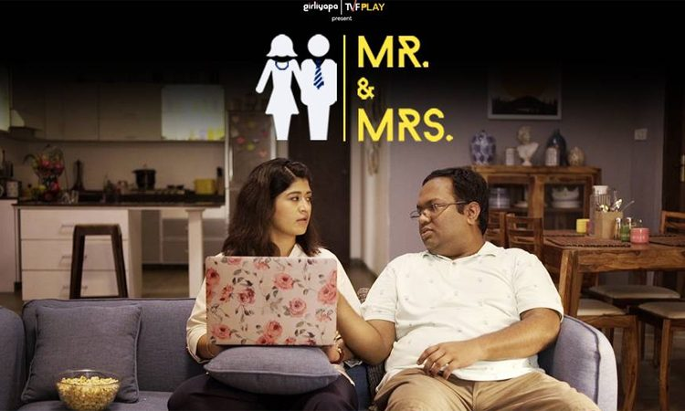 TVF Girliyapa's MR and Mrs Season 2 in the Works, Get All the Deets!