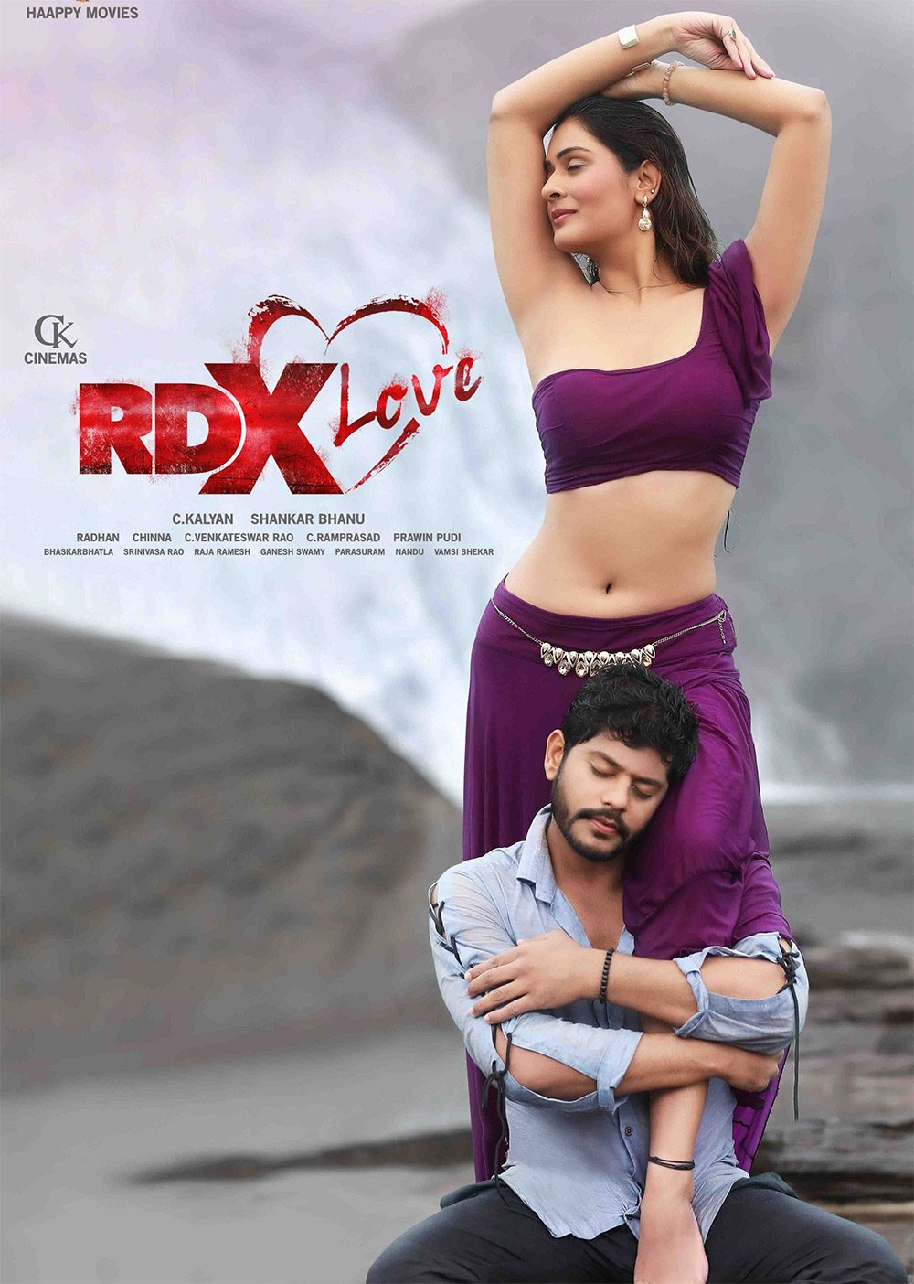 RDX-Love-Telugu-Movie-Digital-Streaming-Date-SunNXT