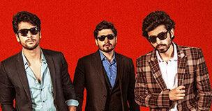 Zee5-Telugu's-Three-Half-Bottles---Love,-Careers,-Adulting-and-Three-Young-Bachelors!