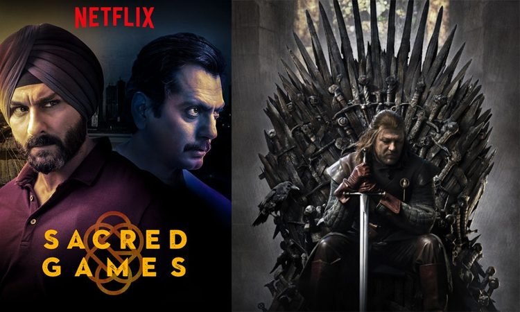Sacred Games Most-Searched Desi Show, Game of Thrones tops Global List, Thanos, Most-Searched Keyword