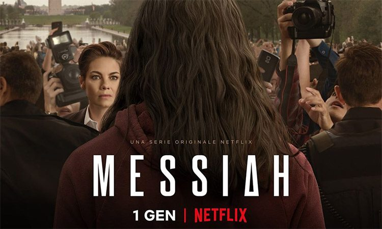 Thriller Series Messiah Streaming on Netflix India, Release Date 1st January 2020