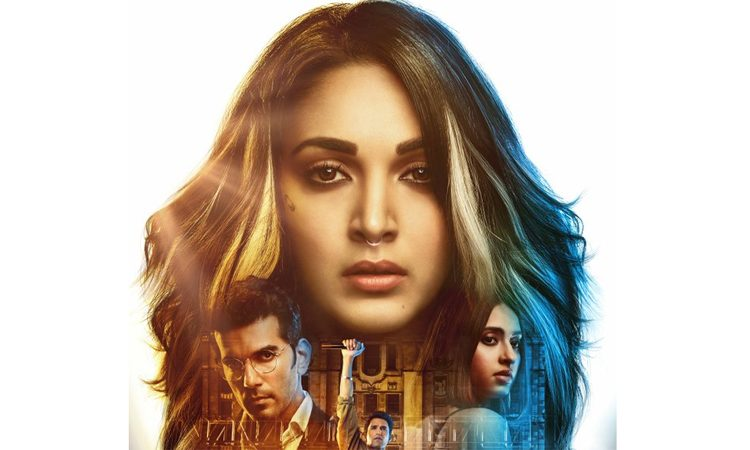 First Look of Kiara Advani's Karan Johar Netflix Original Film 'Guilty' out Now!