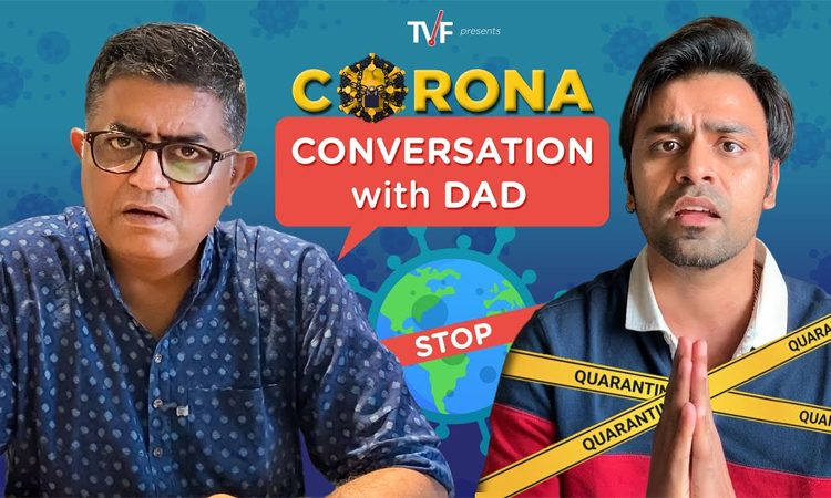 Corona Conversation with Dad feat. Jeetu and Gajraj Rao