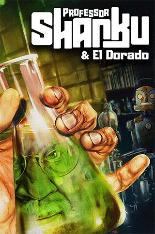 Professor-Shanku-O-El-Dorado