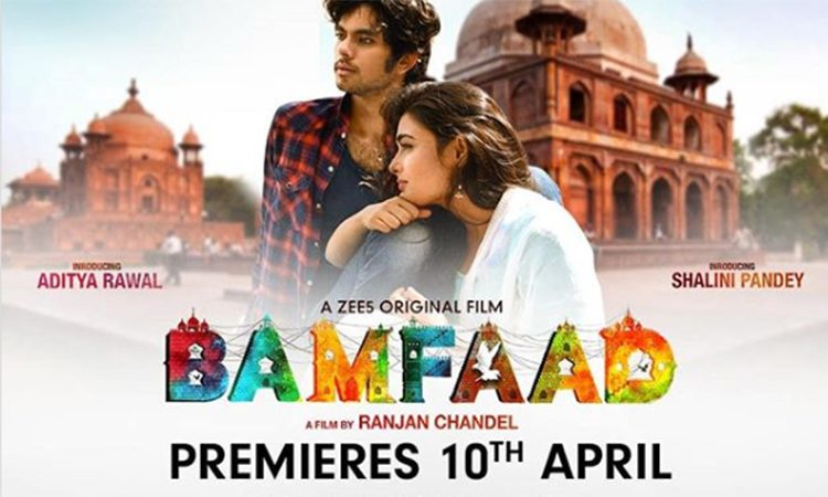 Anurag-Kashyap-to-Introduce-Paresh-Rawal's-son-Aditya-Rawal-in-ZEE5-Original-Film,-Bamfaad