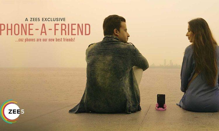 Trailer Talk: Phone-A-Friend Is A Rom-Com With A Sci-Fi Twist