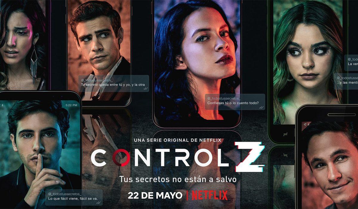 Control Z Season 1- Netflix
