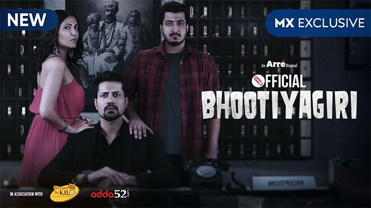 Hindi-Web-Series-Official-Bhootiyagiri-Is-Streaming-on-MX-Player,-Release-Date-14th-May