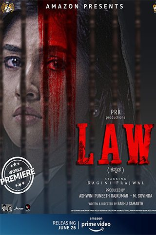 Law,-Kannada-Movie-Is-Streaming-On-Amazon-Prime-Video,-Release-Date-Is-June-26th,-2020.