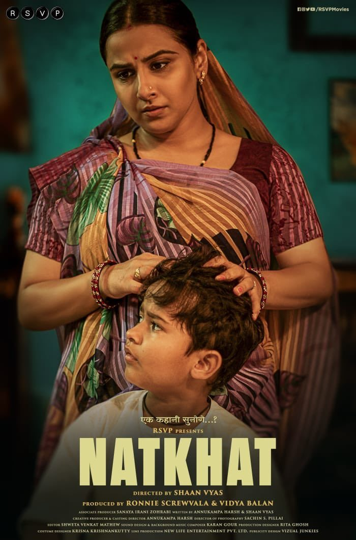 Natkhat First Look Poster