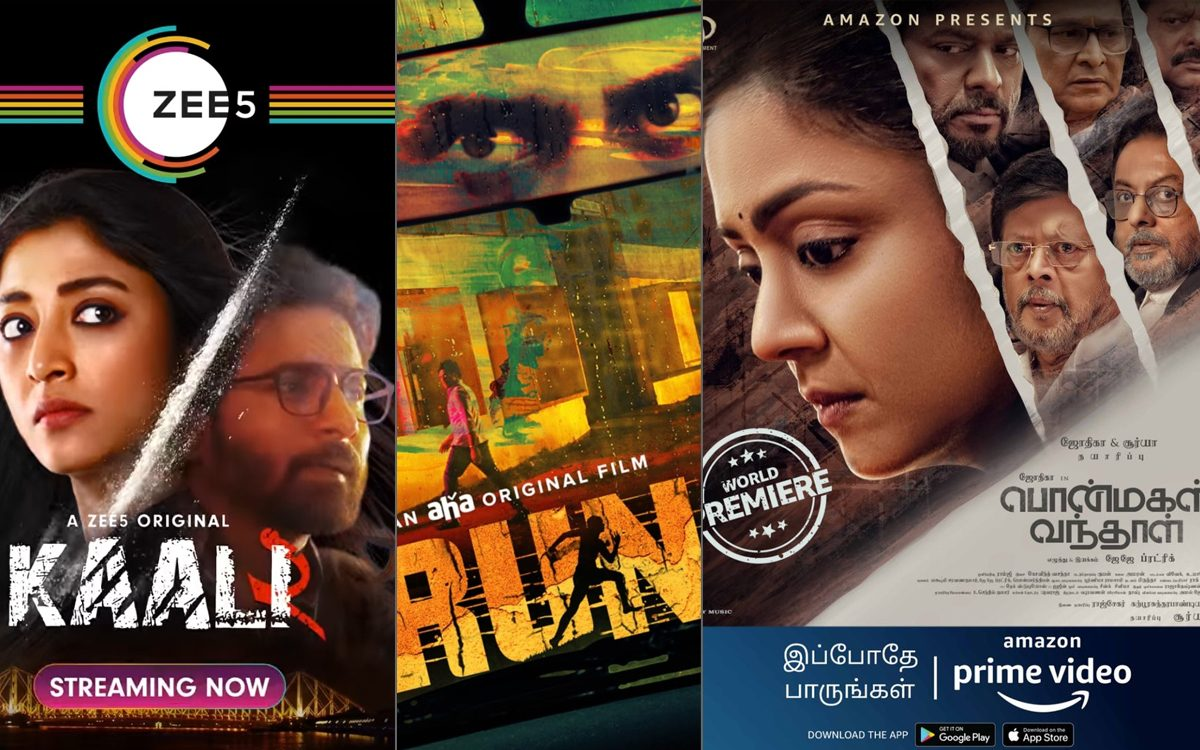 New On Netflix India, Amazon Prime Video, Apple TV+ Zee5 and Aha Video App