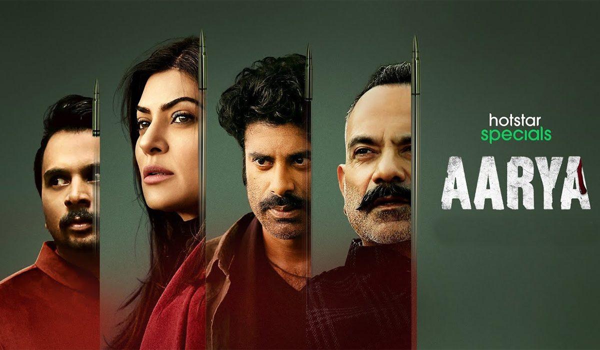 Aarya-Web-Series-Streaming-Online-Watch-on-Disney+-Hotstar