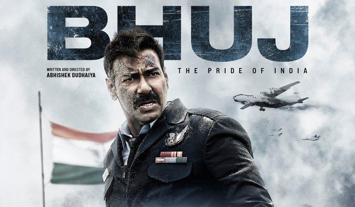 Bhuj-The Pride of India-Movie Online Watch Disney Plus Hotstar