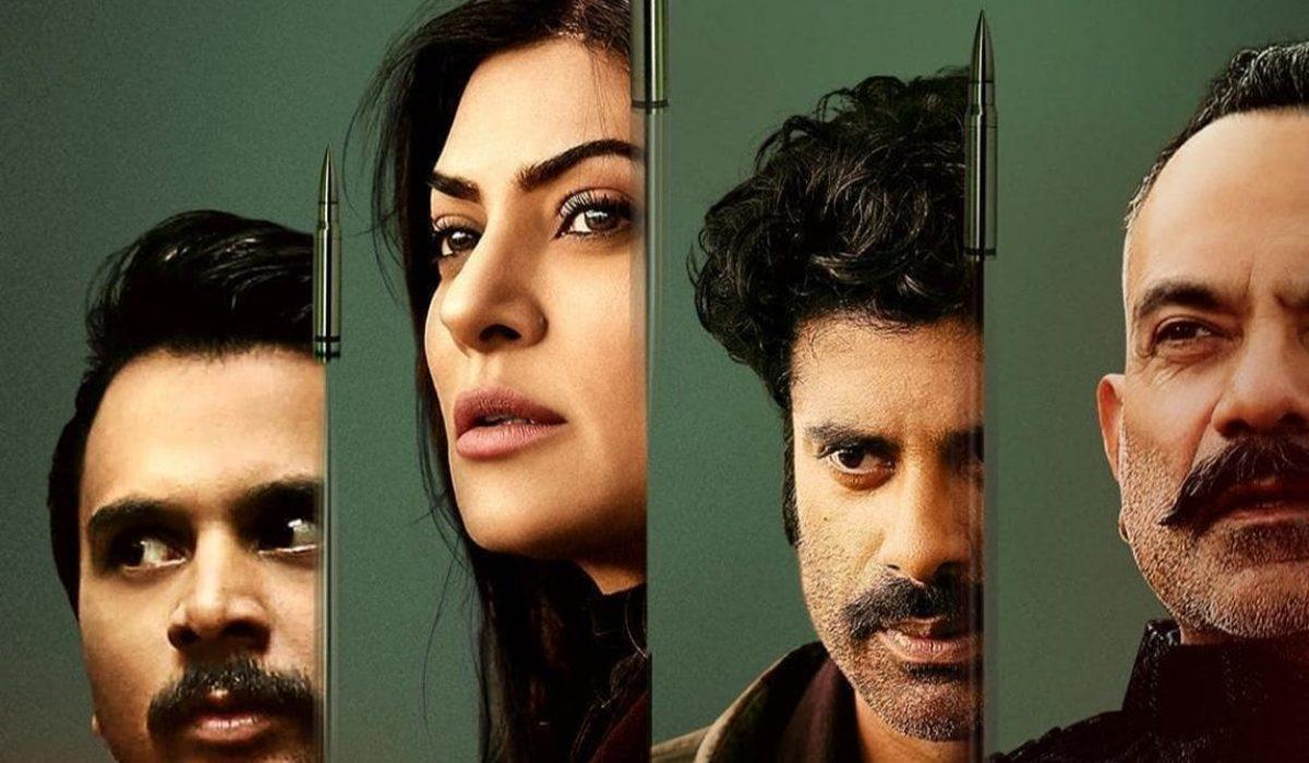 Blockbuster Response To Sushmita Sen Comeback Series, A Hotstar Special Aarya
