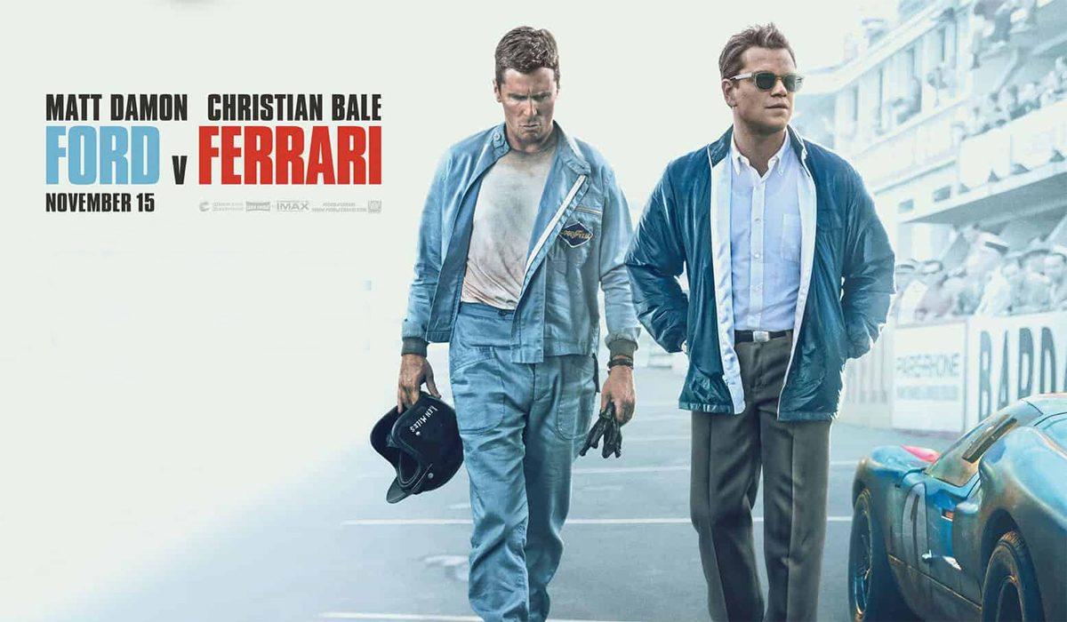 Ford V Ferrari Movie -Online Watch