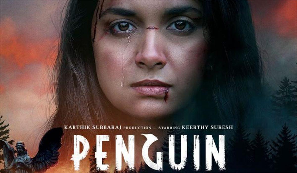Keerthy-Suresh-Penguin---Big-Launch-Assured-For-Actress's-OTT-Debut