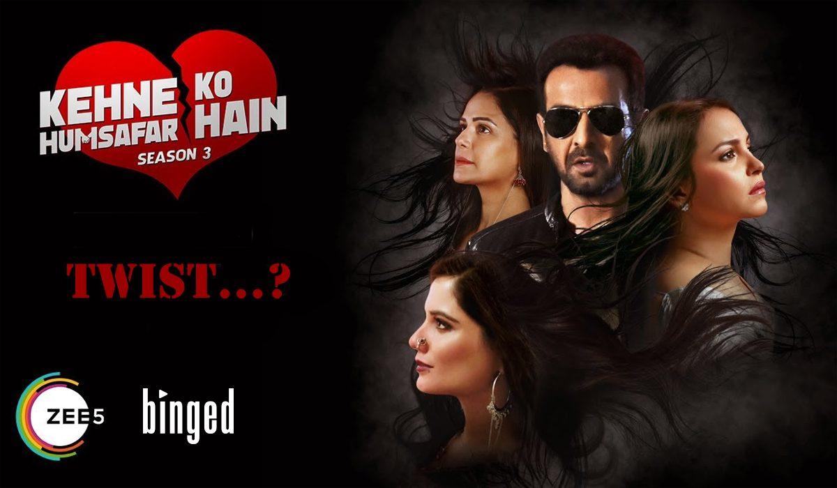 Kehne Ko Humsafar Hain Season 3 Comes With A Surprising Dark Twist