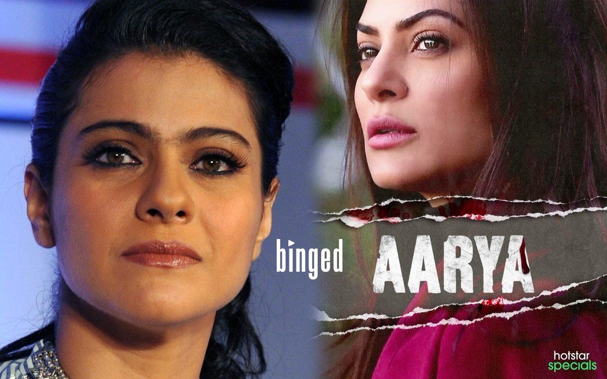 Sushmita Sen Aarya Hotstar