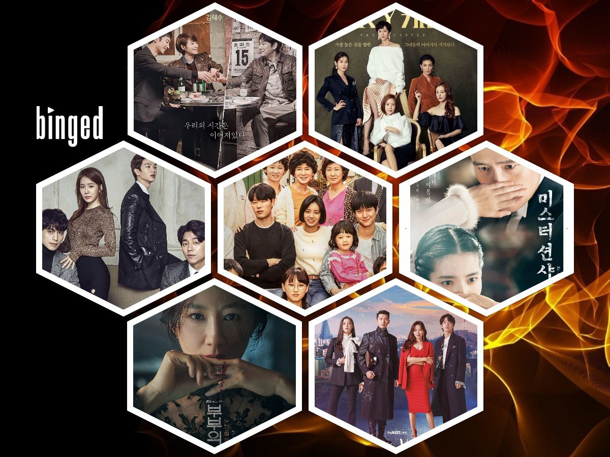 12 Great K-Dramas Of All Genres Streaming On OTT-