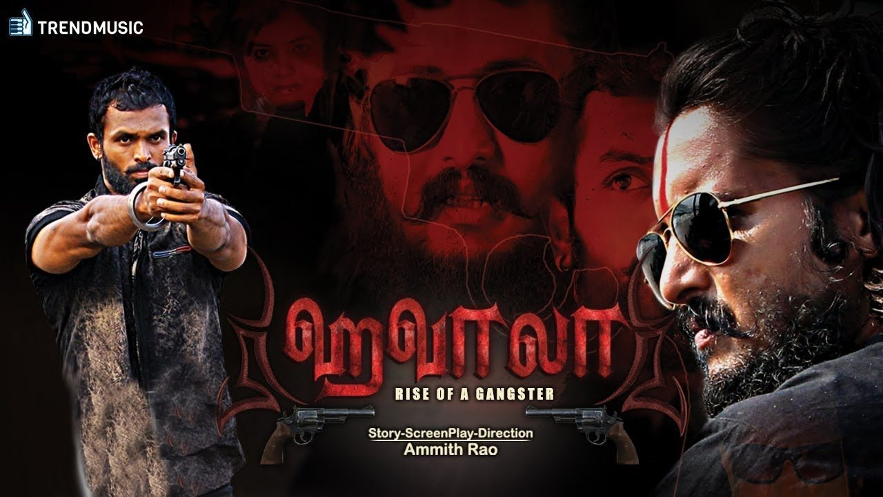 Hawala Rise of a Gangster Tamil Movie Is Streaming Online Watch on MX Player and Hungama Play-