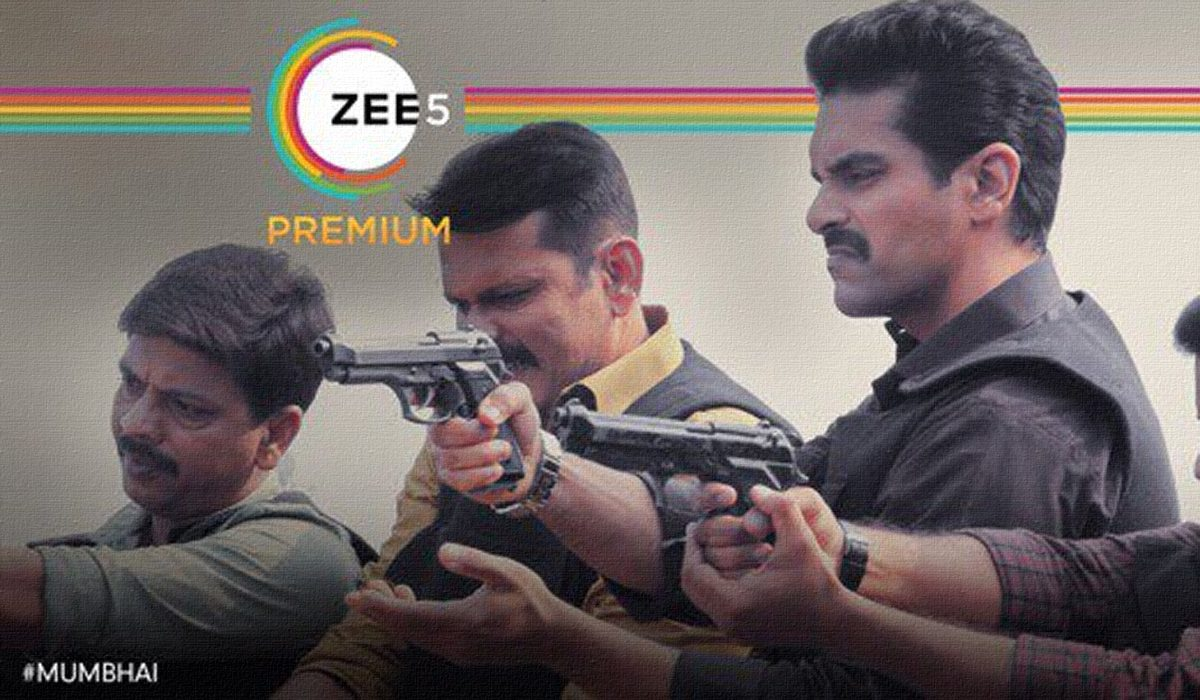 MUMbhai Web Series Streaming online ZEE5-AltBalaji