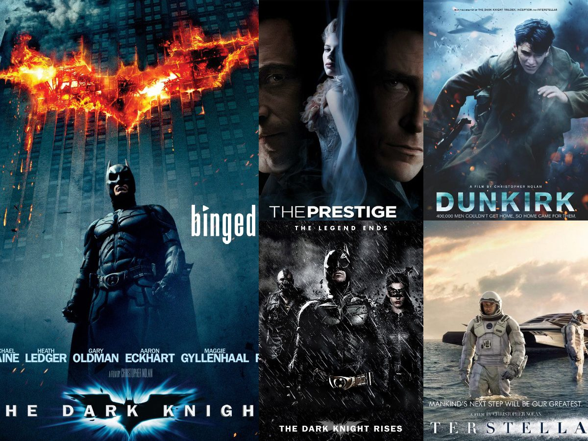Must Watch Christopher Nolan Films Across Platforms In India