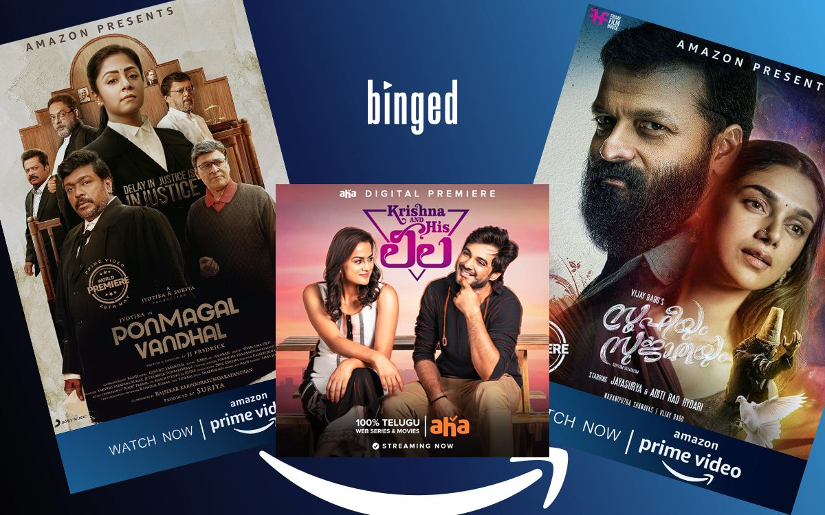 Tamil Telugu Malayalam Direct OTT Releases