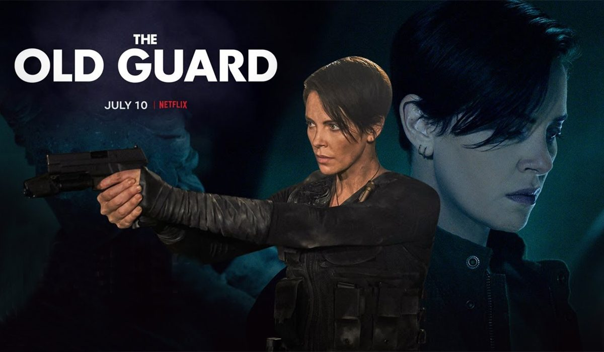 The Old Guard Netflix Review - Moderately Paced And Partly Bland Action Fantasy Thriller