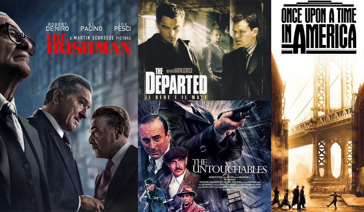 Top 7 Must Watch Gangster Films Of All Time!