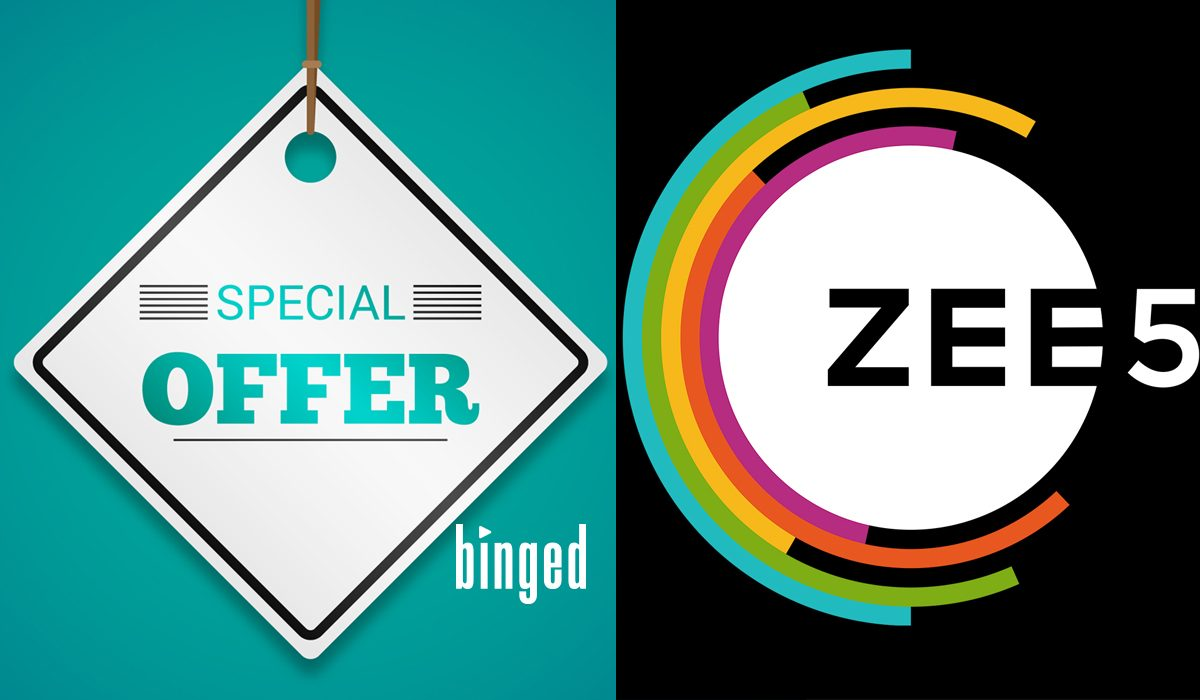 ZEE5 Is Gearing Up Its Game With This New Offer!