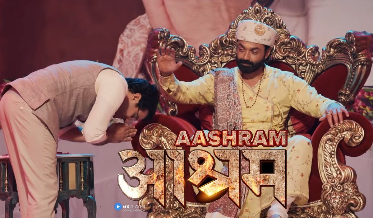 Aashram MX Player Original Web Series Review