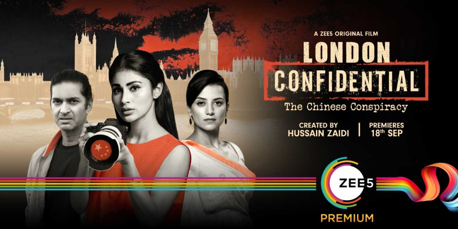 London Confidential The Chinese Conspiracy