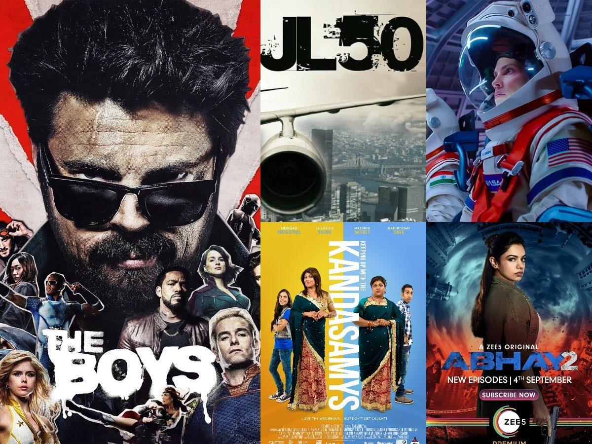 New on Netflix India, Amazon, SonyLiv, Disney+ September 4th 2020