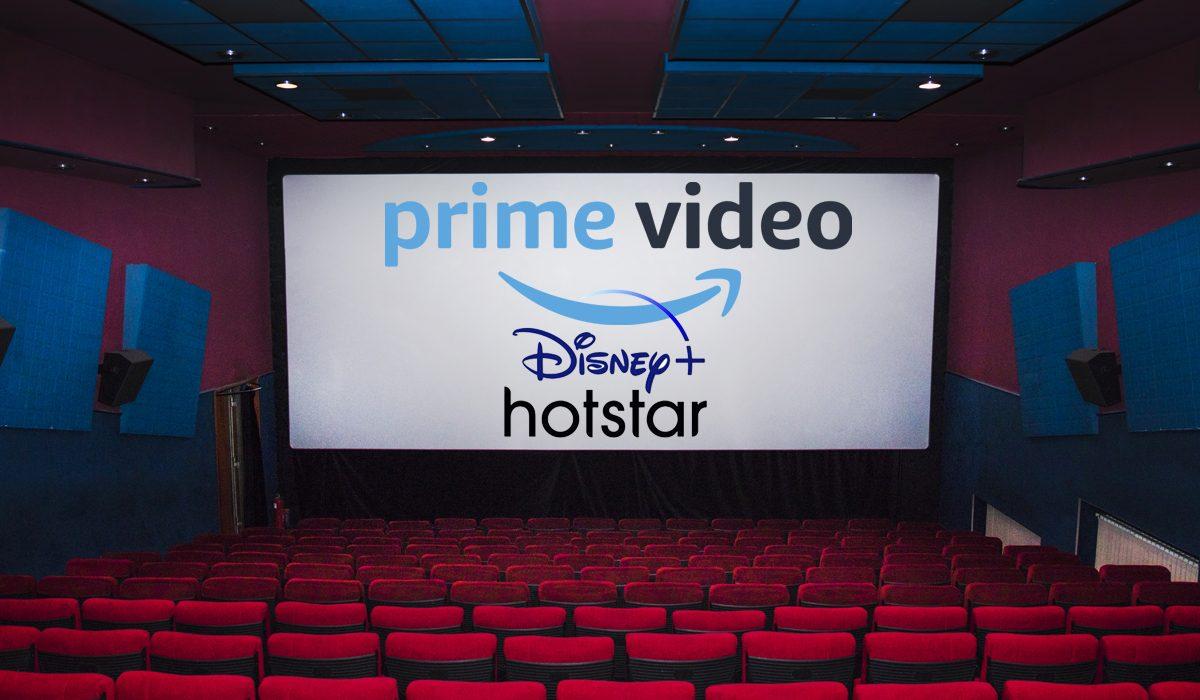 Amazon Prime Video - Disney Plis Hotstar - Cinema Movie Theatres