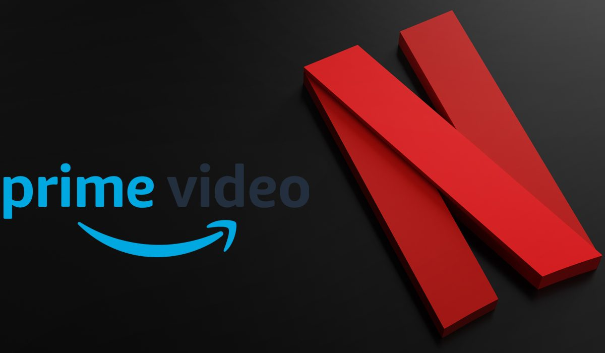 Amazon Prime - Video - Netflix