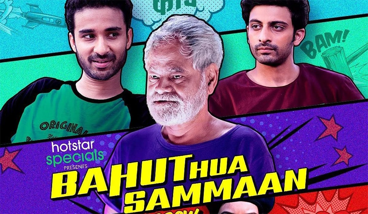 Bahut Hua Samman, Hindi film is streaming online, watch on Disney Plus Hotstar with English subtitles, release date 2nd October