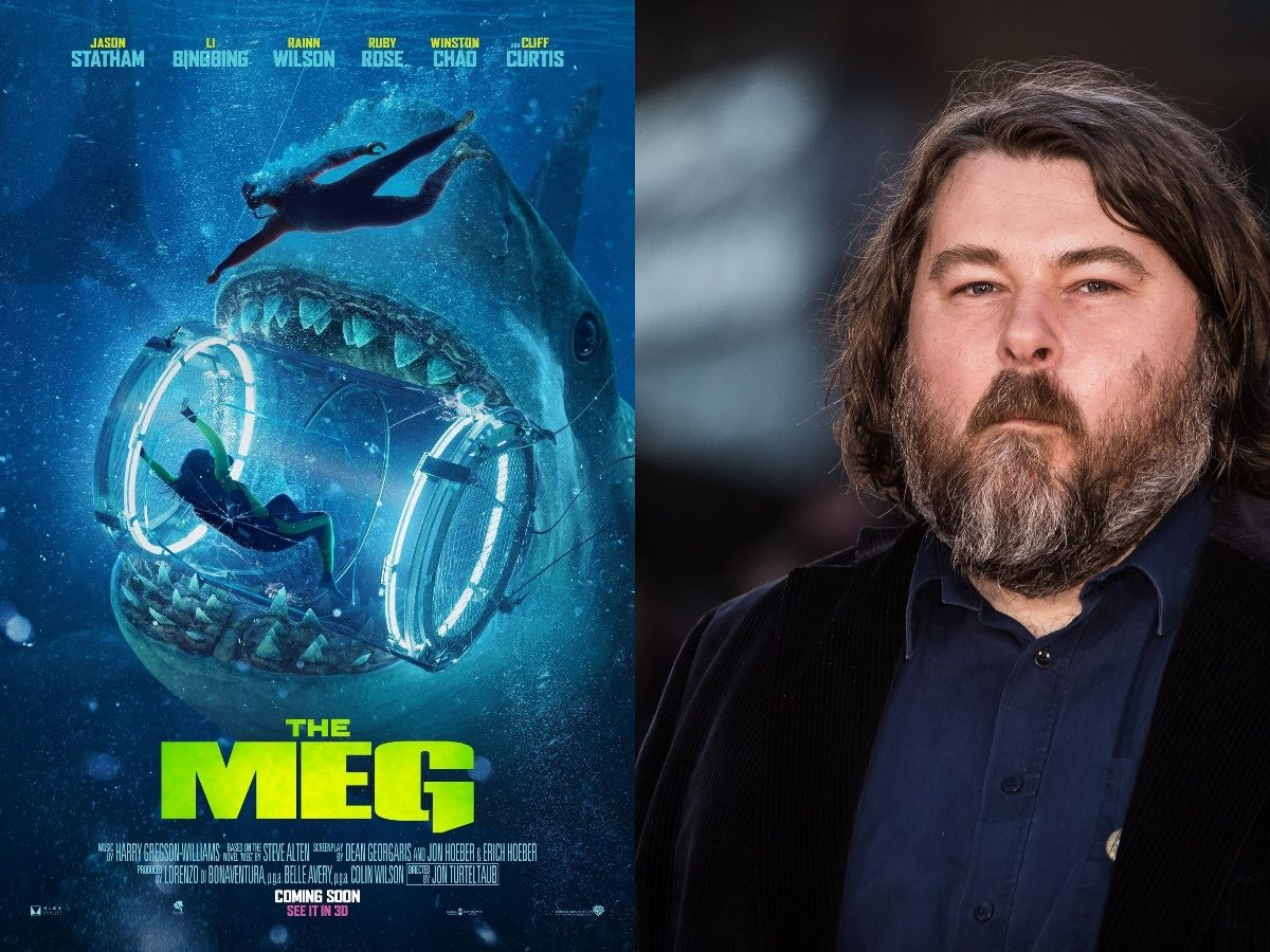 Ben Wheatley Onboard To Direct 'The Meg' Sequel!!