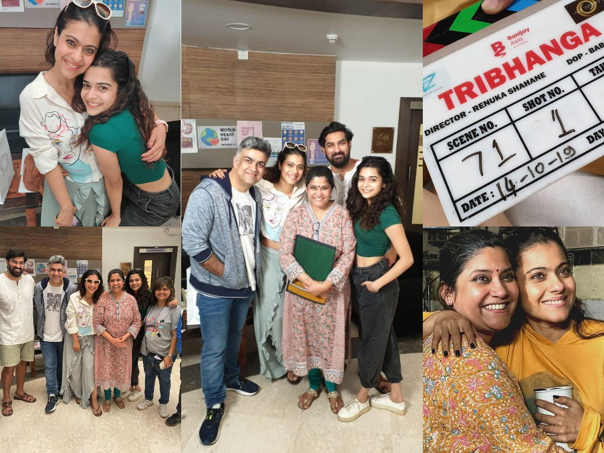 Netflix's Tribhanga First Look_ Tradition Tangos With Modernity-