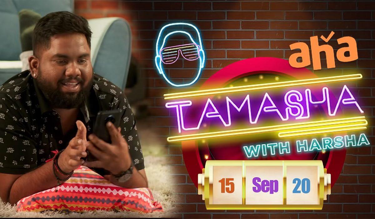 Tamasha-With-Harsha-Comedy-Talk-Show-Online