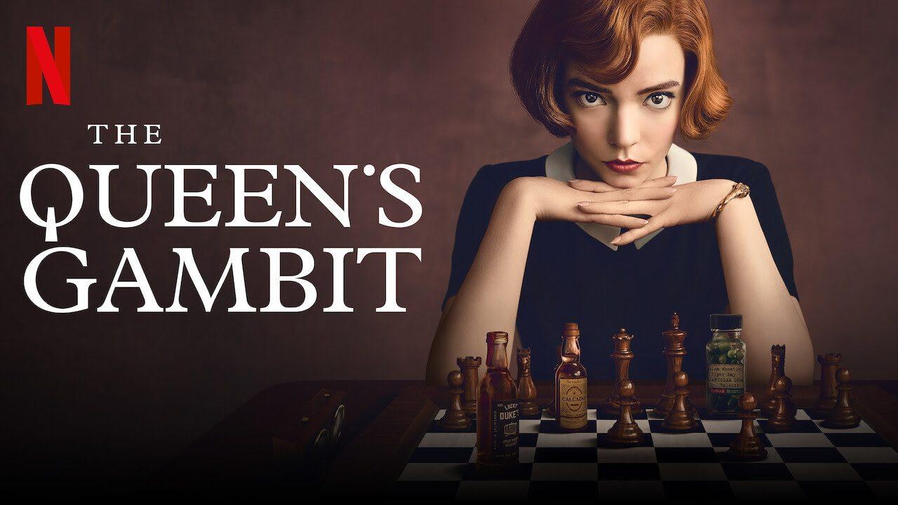 The Queens Gambit Review Netflix tv series