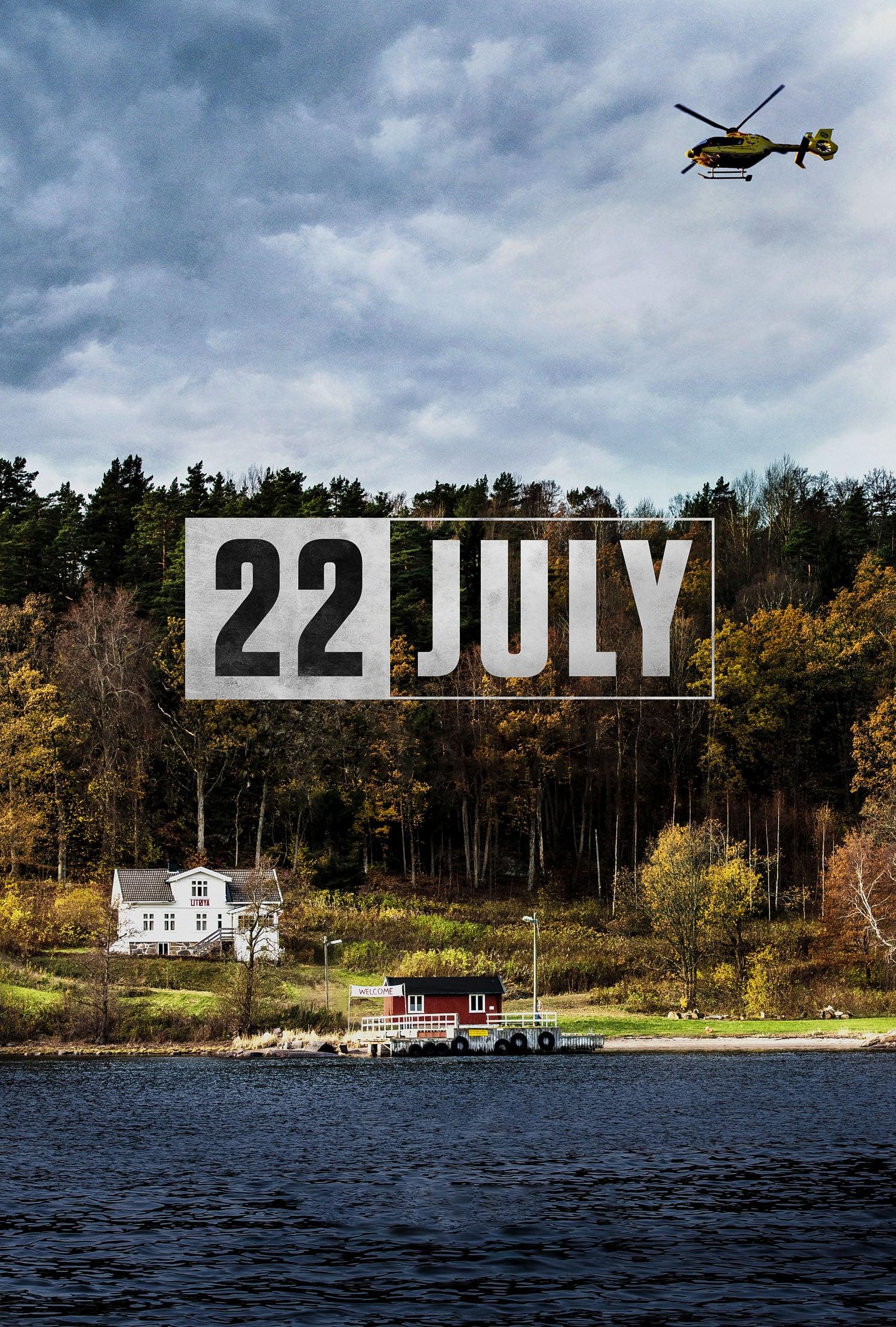 22 July Movie Streaming Online Watch on Netflix