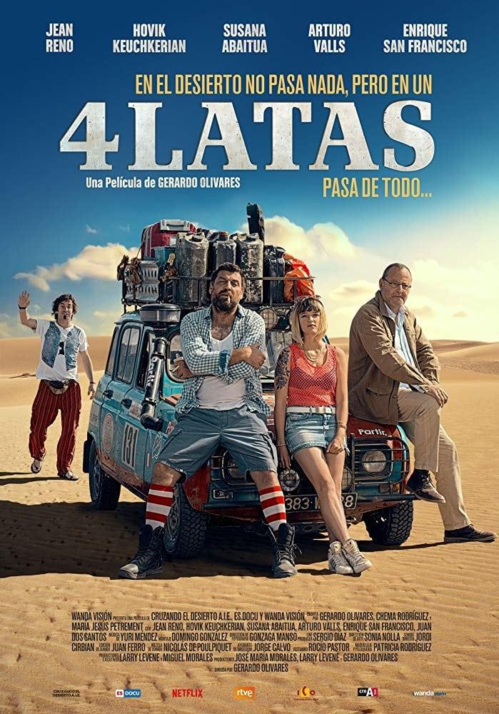 4 latas Movie Streaming Online Watch on Netflix