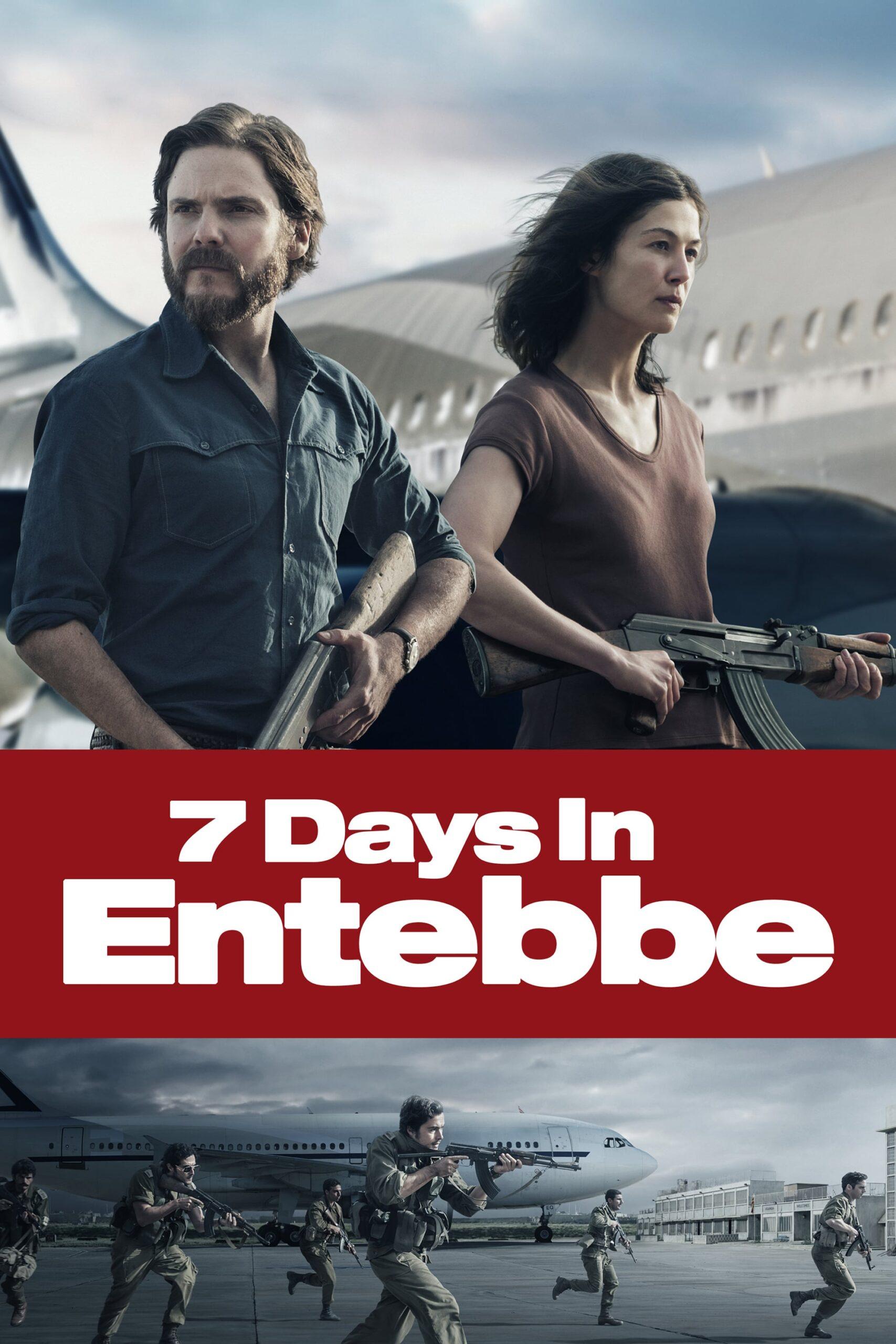 7 Days in Entebbe Movie Streaming Online Watch on Zee5