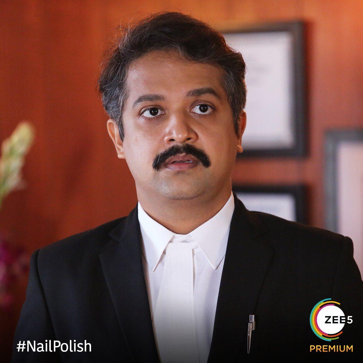 Anand Tiwari Nail Polish